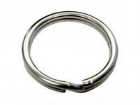 kroužek na klíč 25mm Ni (100ks)