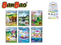 BanBao stavebnice Gift set - mix variant či barev