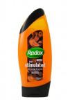 Radox sprchový gel Men Feel Stimulated 2v1 oranž 250ml