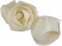 Dekorace - Sola Mangolia Rose Special 6 cm - 2 ks