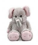 Plyšový slon, medvěd 65 cm