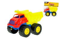 Auto nákladní sklápěčka 20 cm