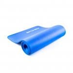 Spokey SOFTMAT podložka na cvičení_modrá 1,5 cm