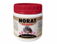 Rodenticid NORAT 25 měkká návnada 10x15g