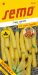 Semo Tykev cuketa - Sunstripe F1 žlutá s b. pruhy  1,5g - série Pro mlsné jazýčky