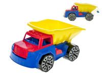 Auto nákladní sklápěčka 29 cm