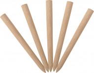 kolík do hrábí dřevěný (5ks)