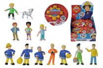 Požárník Sam figurka, série 1 - mix variant či barev