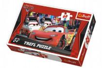 Puzzle Cars Tokyo 33x22m 60 dílků