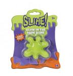 Svítící sliz ve tmě Slime