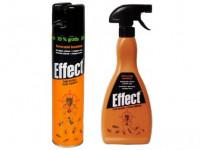 sprej un. na létající i lezoucí hmyz, insekticid EFFECT, 400ml aerosol