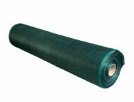 Stínovka PE zelená s oky 90% 1,8x100m