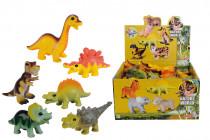 Soft dinosaurus, 10 cm - mix variant či barev