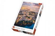 Puzzle Toledo, Španělsko 1500 dílků 58x85cm