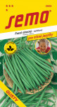 Semo Fazol keříčkový zelený - Gusty 7g - série Pro mlsné jazýčky