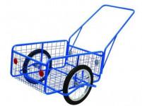 vozík FORMAN, komaxit, 550x780x340mm, nosnost 100kg