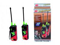 Vysílačky Walkie Talkie X-Treme, 16 cm, dosah 200m