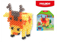 Paulinda Super Beads 3D 5x6 mm 300 ks jelen s doplňky