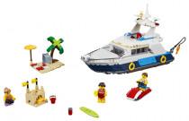 Lego Creators 31083 Dobrodružná plavba