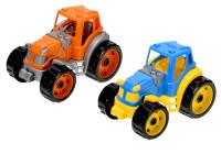 Traktor 25 cm - mix barev