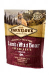 Carnilove Cat Adult Lamb & Wild Boar Grain Free Sterilised 0,4 kg