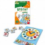 Hodiny lišácké učení pro školáky naučná hra