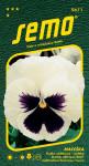 Semo Maceška zahradní - bílá s okem 0,3g