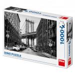 Puzzle 1000 dílků: Ulice Manhattanu