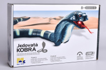 Kobra na ovládání