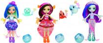 Enchantimals vodní svět panenka a zvířátko - mix variant či barev