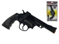Pistole na kapsle 12ran plast 20cm
