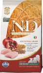 N&D Low Grain Dog Puppy Chicken & Pomegranate 0,8 kg