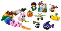 Lego Classic Kostky s očima