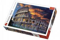 Puzzle Coloseum v Římě 1500 dílků 85x58cm