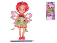 Panenka Sophie víla 29 cm - mix variant či barev
