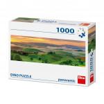 ZÁPAD SLUNCE 1000 panoramic Puzzle NOVÉ