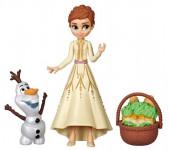 Frozen 2 Mini Figurky kamarádi - mix variant či barev