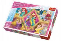 Puzzle Princezny Disney koláž 41x27,5cm 160 dílků