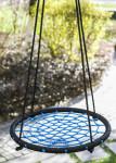 Houpací kruh průměr 60 cm - modrý