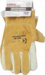 Rukavice kombinované s eurozávěsem - Urbi Winter vel. 11 - 1 pár