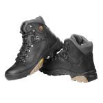 Trekingové zimní boty JACALU Black unisex