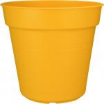 Elho květináč Green Basics - intense yellow 30 cm