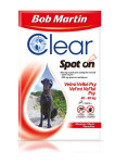 Bob Martin Clear spot on DOG XL 402mg a.u.v. sol 1x 4,02ml (pipeta)