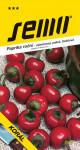 Semo Paprika zeleninová pálivá - Korál třešňová, pole 0,6g  /SHU 30 000/