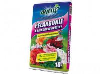 substrát pro pelargonie 10l AGRO