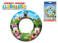 Kruh Mickey Mouse nafukovací 56 cm