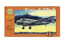 Model Siebel Si 204 A 1:72 29,5x18cm