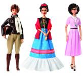 Barbie světoznámé ženy - mix variant či barev