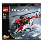Lego Technic 42092 Záchranářský vrtulník