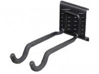 hák dvojitý lžíce 7,5x9,5x20,5cm BlackHook závěs. systém G21